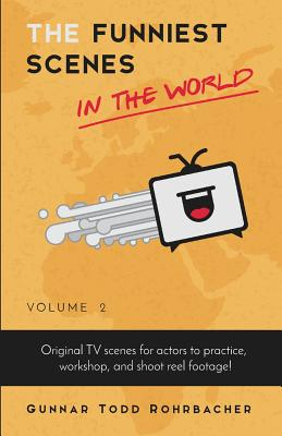 The Funniest Scenes in the World: Volume 2 Cover Image
