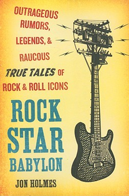 Rock Star Babylon Cover