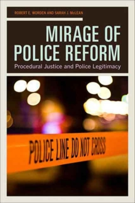 Cover for Mirage of Police Reform