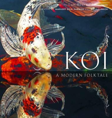 Koi: A Modern Folk Tale Cover Image