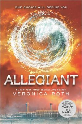 Allegiant (Divergent #3) Cover Image