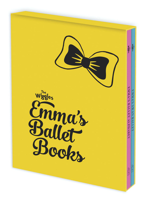 The Emma's Ballet Books Slipcase (The Wiggles) Cover Image