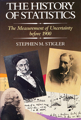 The History of Statistics Cover
