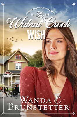 The Walnut Creek Wish (Creektown Discoveries #1) Cover Image