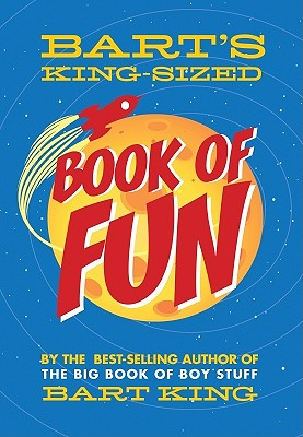 Cover for Bart's King Sized Book of Fun