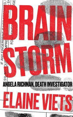 Brain Storm (Death Investigator Angela Richman #1) Cover Image