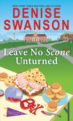 Leave No Scone Unturned (Chef-To-Go Mysteries #2) Cover Image