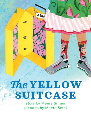 Cover for The Yellow Suitcase