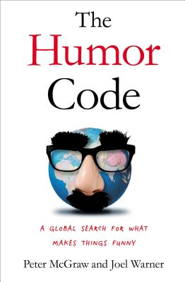 The Humor Code Cover
