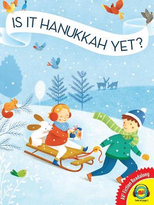 Is It Hanukkah Yet? Cover Image