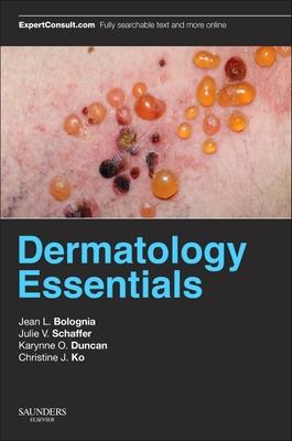 Dermatology Essentials Cover Image