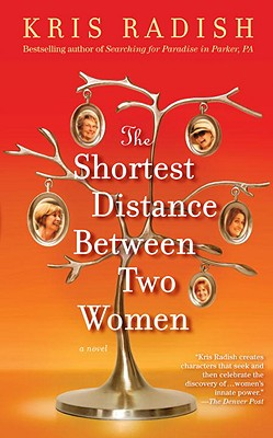 The Shortest Distance Between Two Women Cover