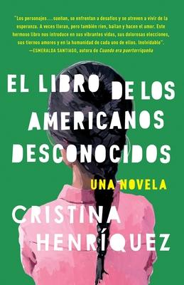 El libro de los americanos desconocidos Cover Image