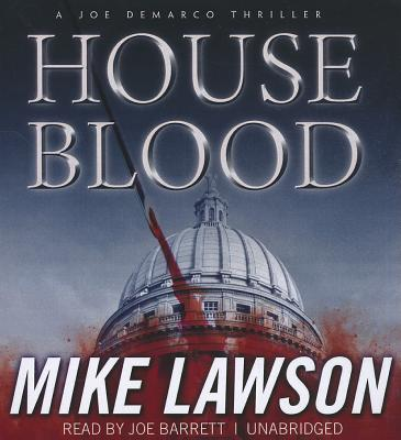 Cover for House Blood (Joe DeMarco Thrillers (Audio))