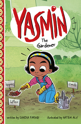 Yasmin the Gardener Cover Image
