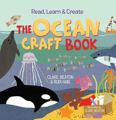Read, Learn & Create--The Ocean Craft Book Cover Image