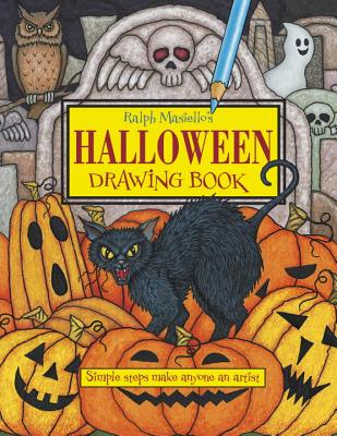 Ralph Masiello's Halloween Drawing Book Cover Image