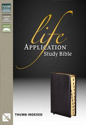 Life Application Study Bible-NASB Cover Image