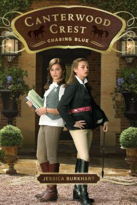 Cover for Chasing Blue (Canterwood Crest #2)