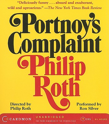 Portnoy's Complaint Cover Image