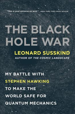 The Black Hole War Cover