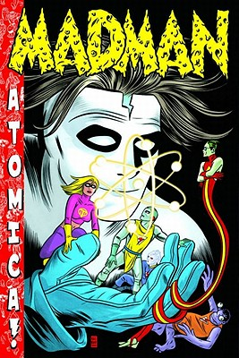 Madman Atomica! Cover