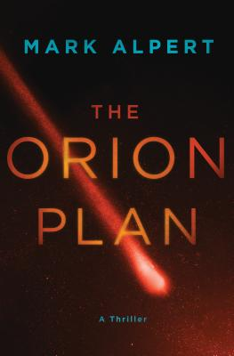 The Orion Plan Cover