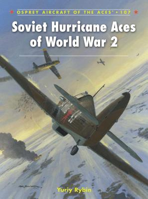 Soviet Hurricane Aces of World War 2 Cover Image