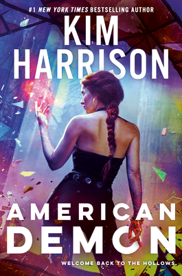 American Demon (Hollows #14) Cover Image