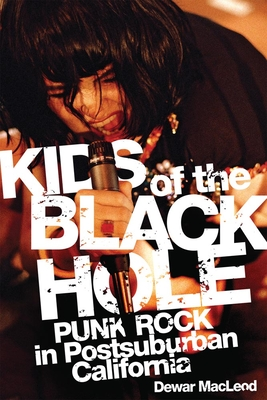 Kids of the Black Hole Cover