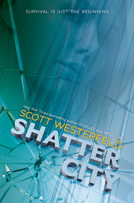 Shatter City (Impostors, Book 2) Cover Image