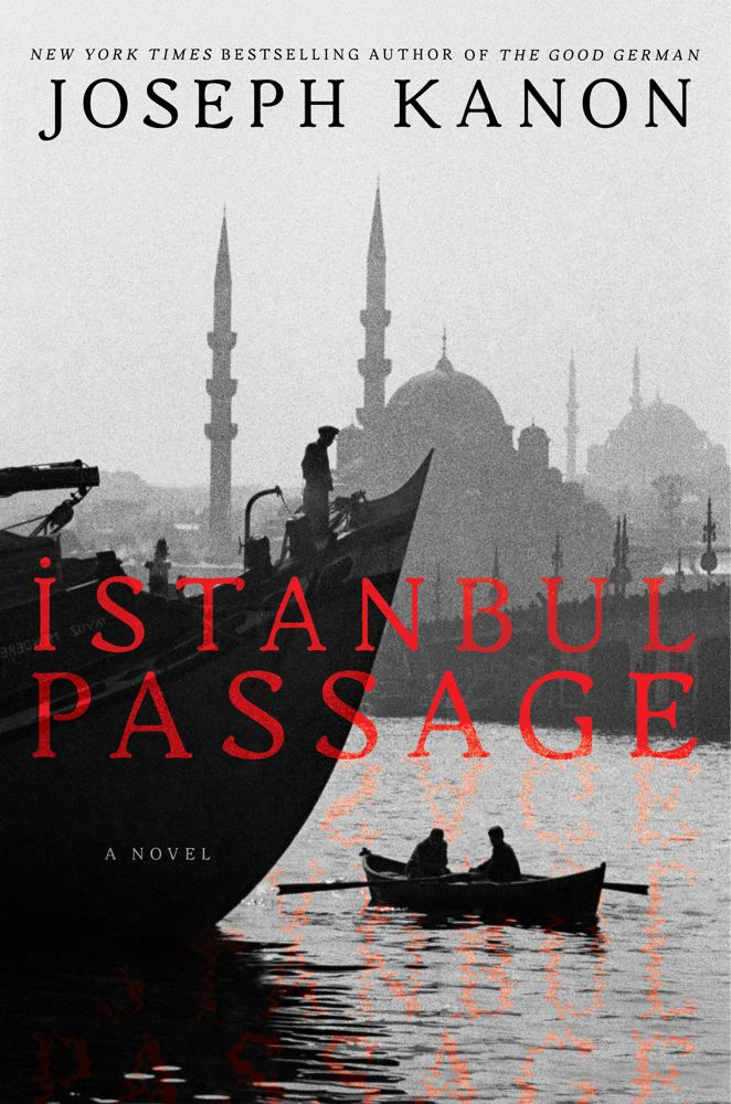 Istanbul Passage: A Novel Cover Image