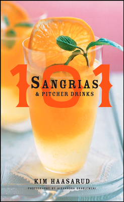 101 Sangrias & Pitcher Drinks Cover