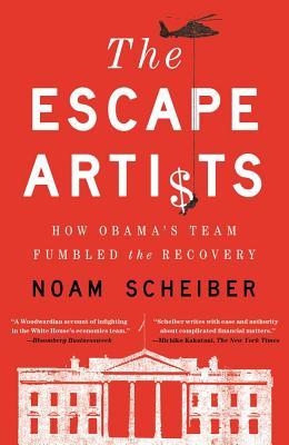 The Escape Artists Cover
