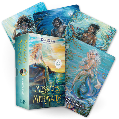 Messages from the Mermaids: A 44-Card Deck and Guidebook Cover Image