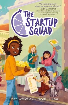 The Startup Squad book cover