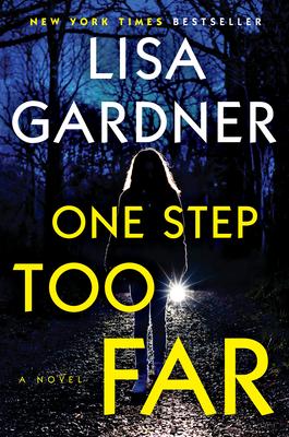 One Step Too Far: A Novel (A Frankie Elkin Novel #2) Cover Image