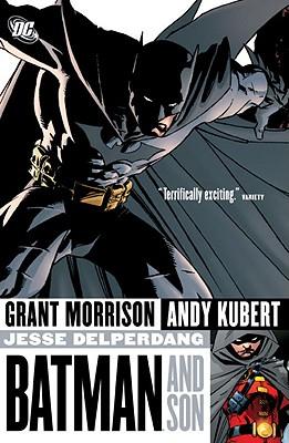 Batman and Son Cover
