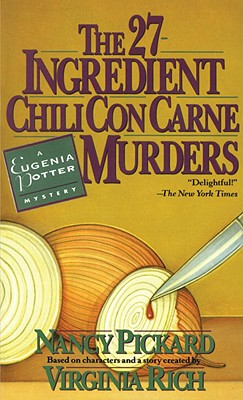 The 27-Ingredient Chili Con Carne Murders Cover