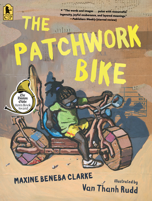 The Patchwork Bike Cover Image