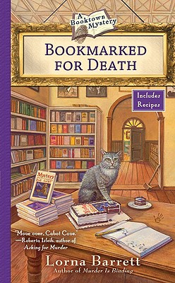 Bookmarked for Death (A Booktown Mystery #2) Cover Image