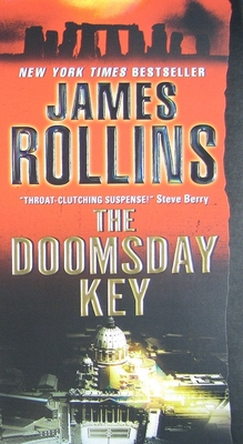 The Doomsday Key: A Sigma Force Novel (Sigma Force Novels #5) Cover Image