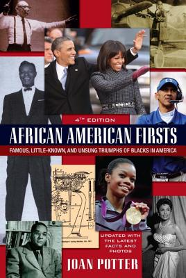 African American Firsts cover image