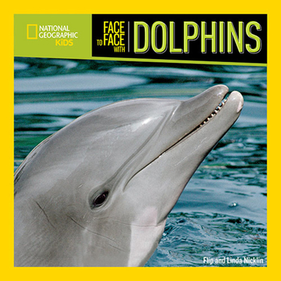 Face to Face with Dolphins Cover