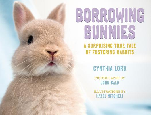 Borrowing Bunnies: A Surprising True Tale of Fostering Rabbits Cover Image