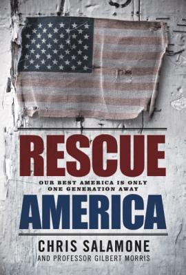 Rescue America Cover