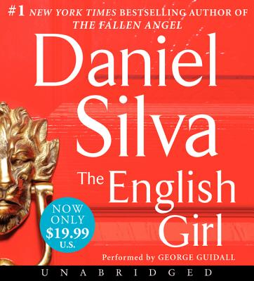 The English Girl Low Price CD (Gabriel Allon #13) Cover Image