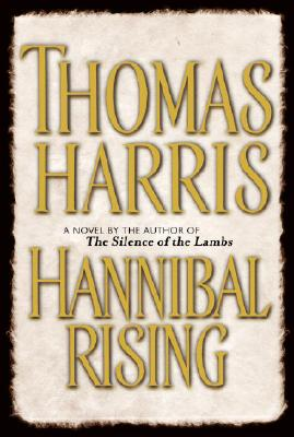 Hannibal Rising Cover