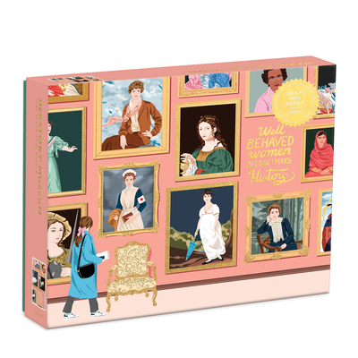 Herstory Museum 1000 Piece Foil Puzzle Cover Image
