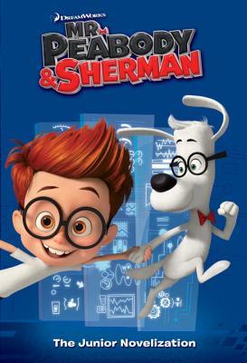 Mr. Peabody & Sherman Junior Novelization Cover